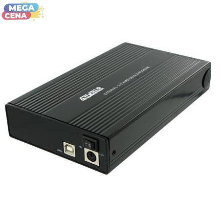 4World Obudowa HDD 3.5'' IDE/SATA na USB 4WCE3016
