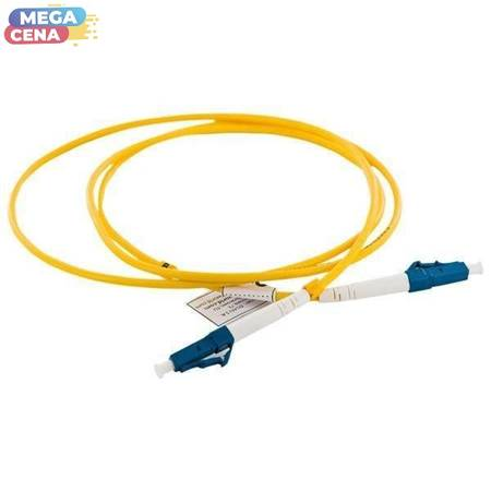 4World Patch Cord Cable|LC/UPC-LC/UPC|SX SM|G652D|1m