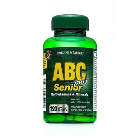 ABC Plus Senior 120 Kapletek