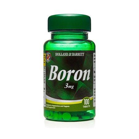 Bor 3 mg 100 Tabletek