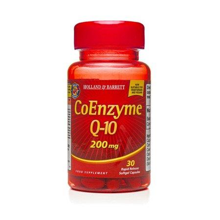 Koenzym Q10 200 mg 30 Kapsułek