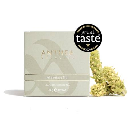 Organic Mountain Loose Leaf Tea