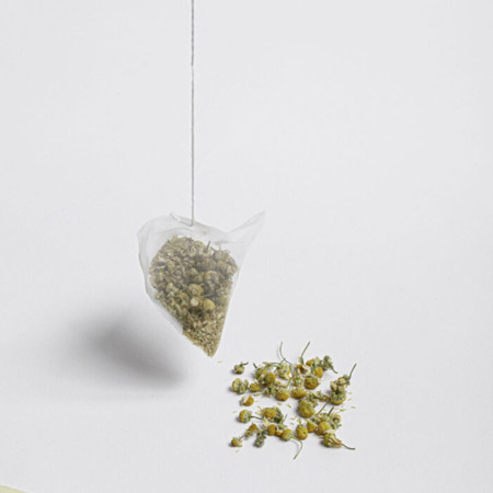 Organic chamomile Plastic Free Tea Bags