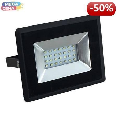V-TAC Naświetlacz LED SMD VT-4021B 20W 6500K 1700lm IP65 CZARNY