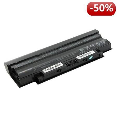Whitenergy High Capacity Bateria Dell Inspirion 5110 11,1V 6600mAh czarna