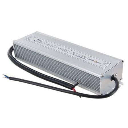 Whitenergy|Zasilacz LED|Modułowy|Pojedyńcze wyjście|200W|DC 12V| 16.67A|AC 170-264V|IP68