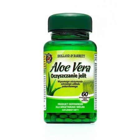 Zestaw Suplementów 2+1 (Gratis) Aloe Vera Oczyszczanie Jelit 60 Tabletek 330mg