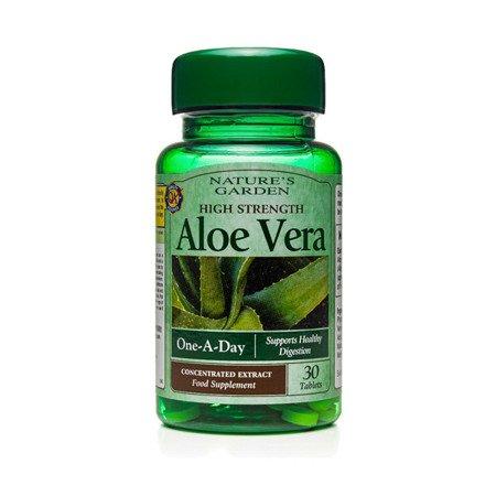 Zestaw Suplementów 2+1 (Gratis) Silnie Działający Aloes 30 Tabletek