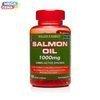 Olej z Łososia 1000 mg dla Pescowegetarian 120 Kapsułek Żelowych