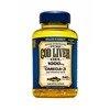 Zestaw Suplementów 2+1 (Gratis) Olej z Wątroby Dorsza 1000 mg dla Pescowegetarian 240 Kapsułek Żelowych