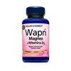 Zestaw Suplementów 2+1 (Gratis) Wapń i Magnez z Witaminą D 120 Tabletek
